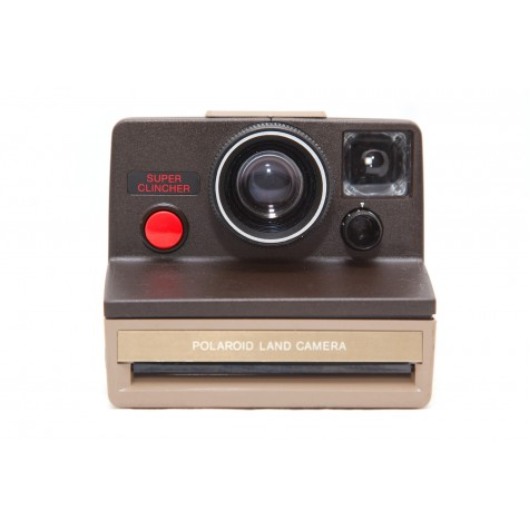 Camara Polaroid Super Clincher