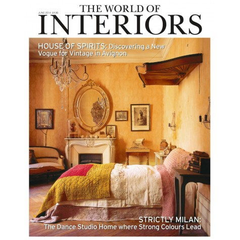 Revista The World Of Interiors