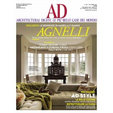 Revista AD. Architectural Digest.