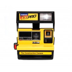 Camara Polaroid  JobPro. The construction Camera