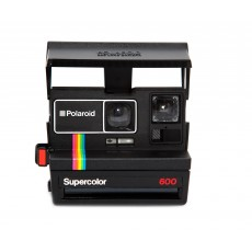 Camara Polaroid Supercolor 600