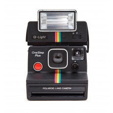 Camara Polaroid Onestep Plus con flash Q-Light