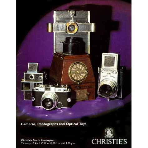 Cameras, Photographs and Optical Toys