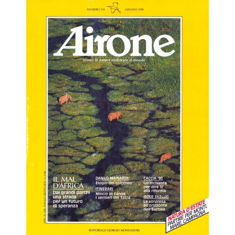 Revista Airone. Numero 110