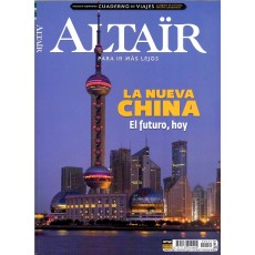Revista Altair. La nueva China