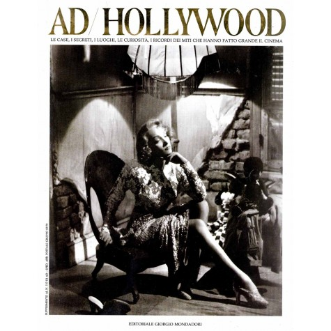 AD. Architectural Digest. Hollywood