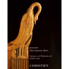 Christie's. Decorative Arts.