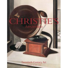 Christie's. Twentieth Century Art.
