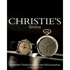 Important Pocketwatches and Wristwatches