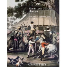 Christie's. Travel and Natural History.