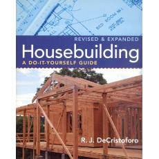 Manual de construccio de una casa de madera - Housebuilding, a dot-it-yourself guide.