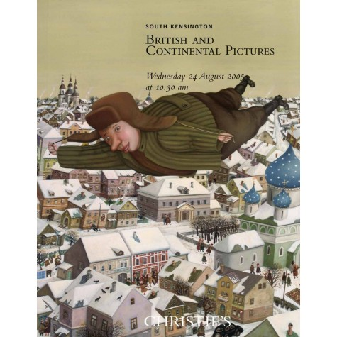 Christie's. British and continental pictures.