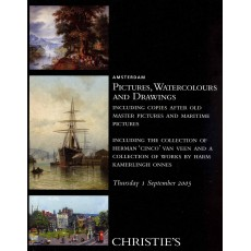Christie's. Pictures, Watercolours and Drawings.