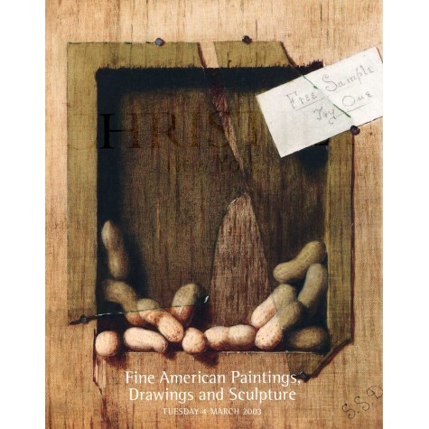 Fine American Paintings, Drawings and Sculpture