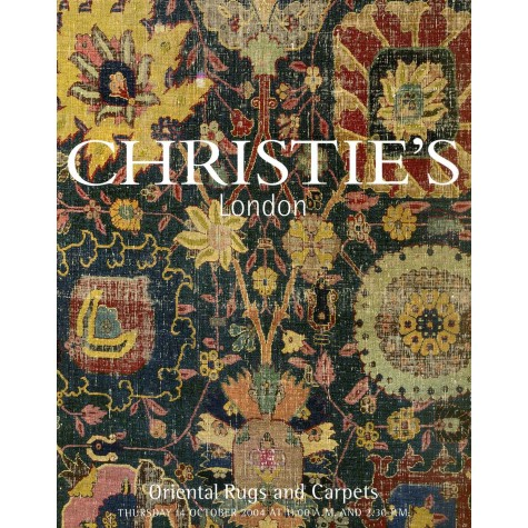 Christie's. Oriental Rugs and Carpets.