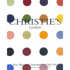 Christie's. Post-War and Contemporary.