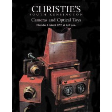 Cameras and Optical Toys