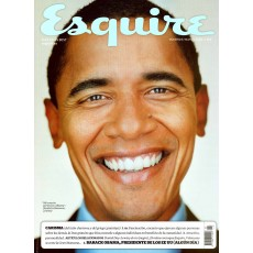 Revista Esquire. Barack Obama.