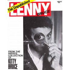 The Unpublished Lenny Bruce