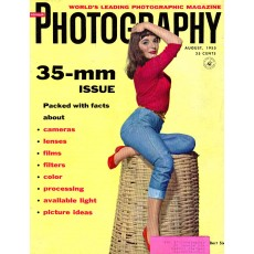 Popular Photography. Worlds leading photographic magazine