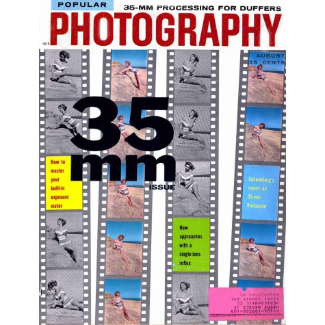 Popular Photography. 35 mm processing for duffers