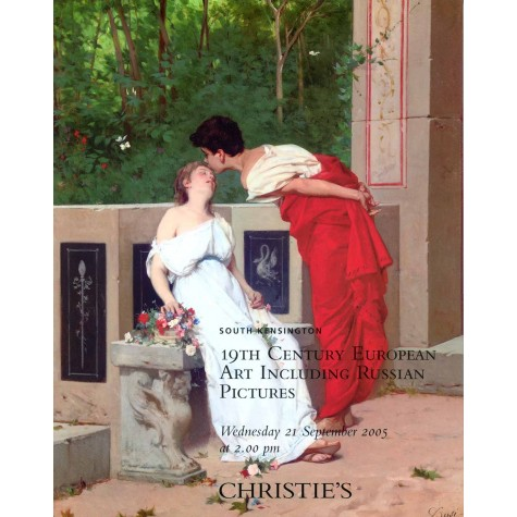Christie's. 19th Century European Art including Russian Pictures.