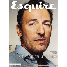 Revista Esquire. Bruce Springsteen.
