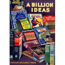 Popular Mechanics. A Billion Ideas