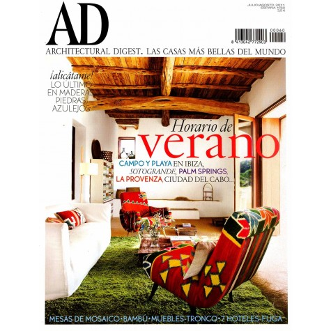 AD. Architectural Digest.