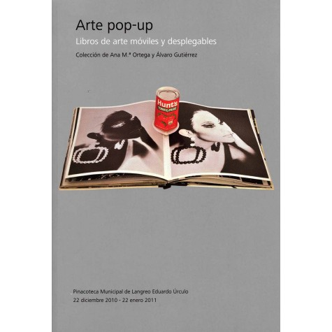 Arte pop-up. Libros de arte móviles y desplegables
