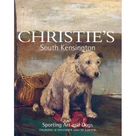 Christie's. Sporting Art and Dogs.
