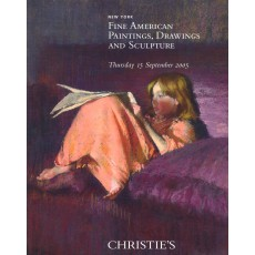 Christie's. Fine American Paintings, Drawings and Sculpture.