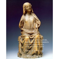 Christie's. Fine European Furniture, Sculpture, Tapestries and Carpets, including property from a european noble family.