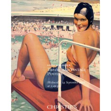 Christie's. Travel and Vintage Posters.