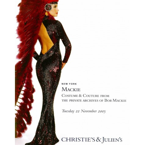 Costume & Couture from the private archives of Bob Mackie