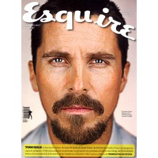 Revista Esquire. Christian Bale.