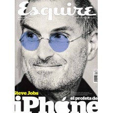 Revista Esquire. Steve Jobs.