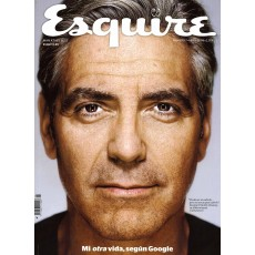 Revista Esquire. George Timothy Clooney.