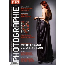 Revista Photographie das Internationale Magazin