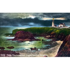 Cape Foulweather Lighthouse, Oregon
