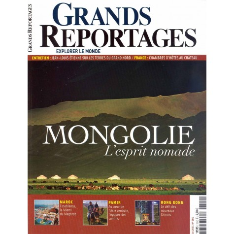 Revista Grands Reportages