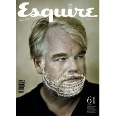 Revista Esquire. Philip Seymour Hoffman.