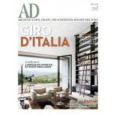 Revista AD. Architectural Digest