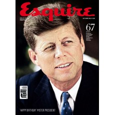 Revista Esquire. John F. Kennedy.