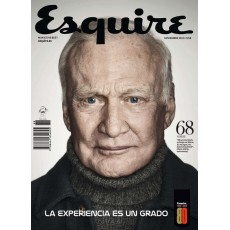 Revista Esquire. Buzz Aldrin